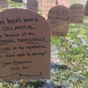 Drone Graveyard